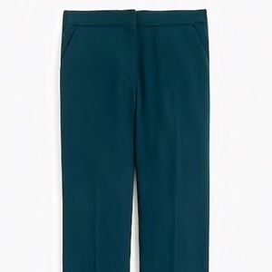 J.Crew Pull-On Easy Pant in Matte Crepe